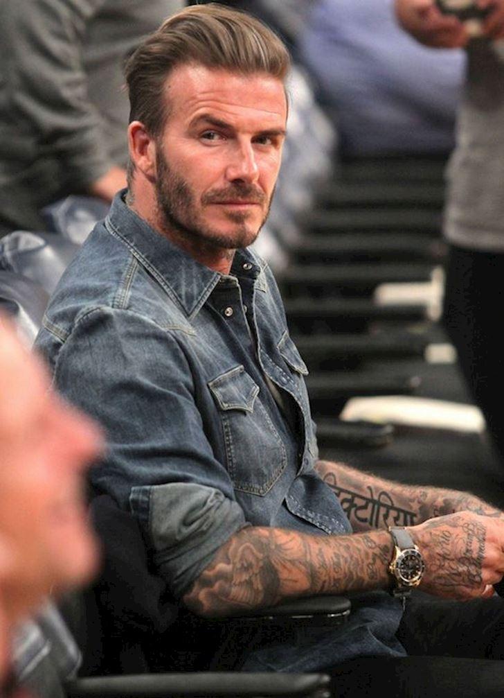 Muon phong do hay mac nhu David Beckham