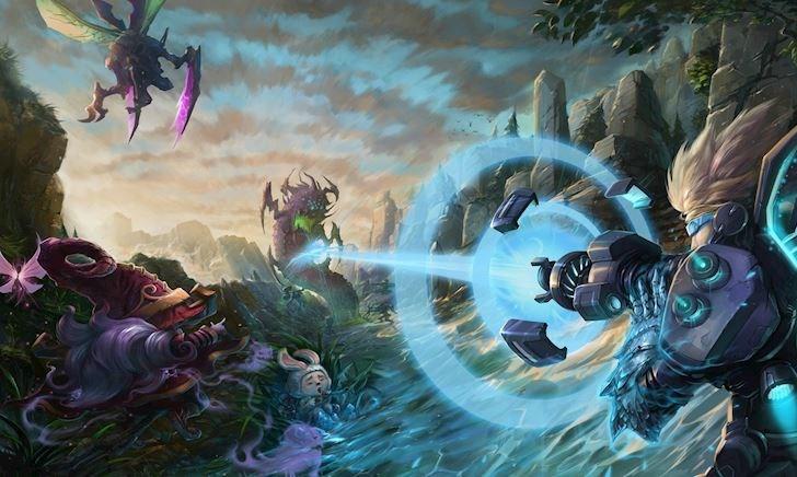 Game nhập vai Legends of Runeterra là bom tấn sắp được Riot Games tung ra?