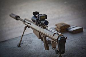 Barret – Khẩu súng bắn tỉa có sức công phá mạnh nhất thế giới Game