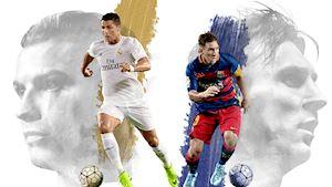 3 lý do Ronaldo vượt Messi, vĩ đại nhất lịch sử bóng đá