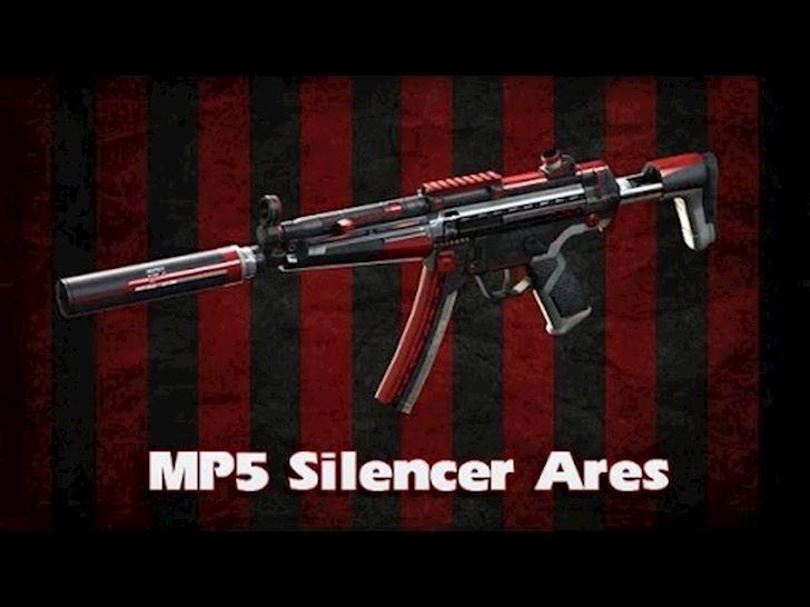 MP5 – Khau tieu lien uy luc duoc game thu ban sung cuc ky ua chuong