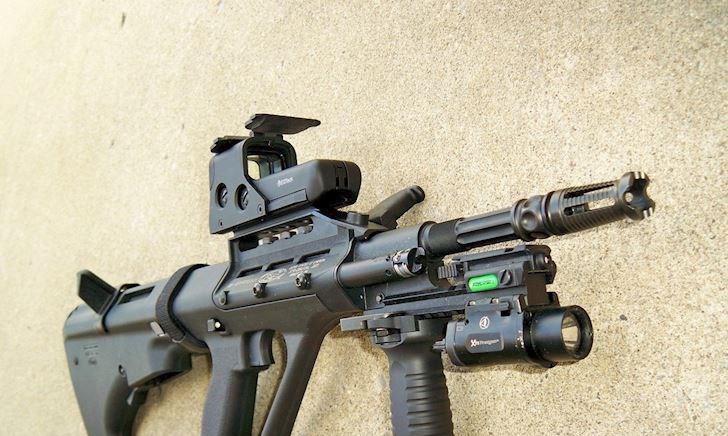 Stey AUG – Khẩu súng bullup thành công nhất trong thế giới Game