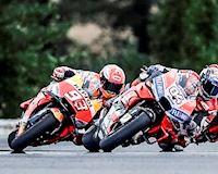 """Andrea Dovizioso tay đua xuất sắc MotoGP nhưng lương thấp """"lè tè"""""""