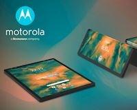 Concept chất như nước cất của mẫu smartphone gập Motorola