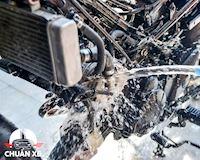 Rửa xe siêu sạch: Không nên tự làm tại nhà