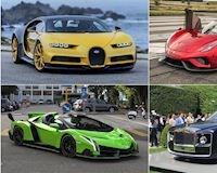 Những siêu xe đắt nhất thế giới