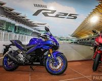 Yamaha YZF-R25 2019 được ra mắt: Có gì hấp dẫn?