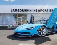 """Siêu xe Lamborghini hàng độc màu xanh """"em bé"""" giá 65 tỷ tìm chủ mới"""