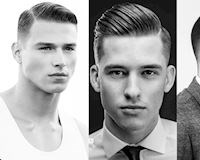 Hướng dẫn cách chải pomade 3 kiểu tóc dành cho anh em