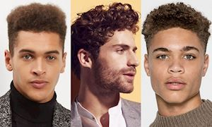 9 kiểu tóc xoăn dành cho nam giới hiện đại