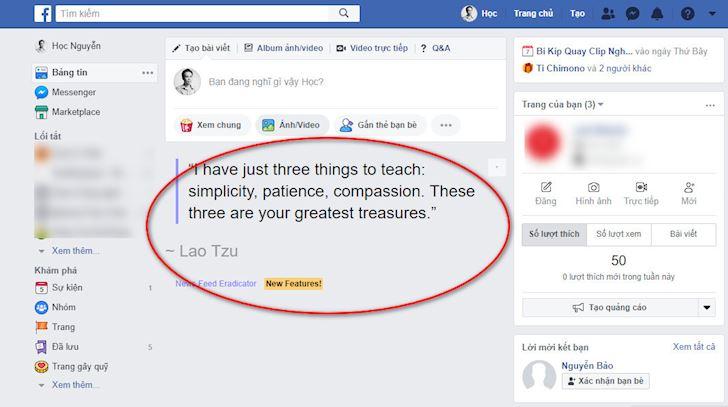 4 điều cần làm ngay nếu không muốn quá lệ thuộc vào Facebook