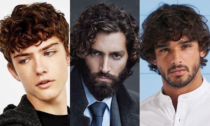 10 kiểu tóc xoăn gợi ý dành cho anh em dịp cuối năm
