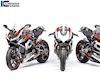 Ngắm Ducati Panigale V4 phiên bản carbon cực độc
