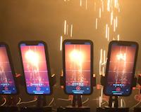Cùng xem qua đoạn video cực đẹp được quay đặc biệt bằng 32 chiếc iPhone XR
