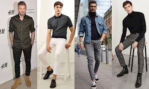 5 kiểu mặc quần tây không bao giờ lỗi mốt mà nam giới nên biết