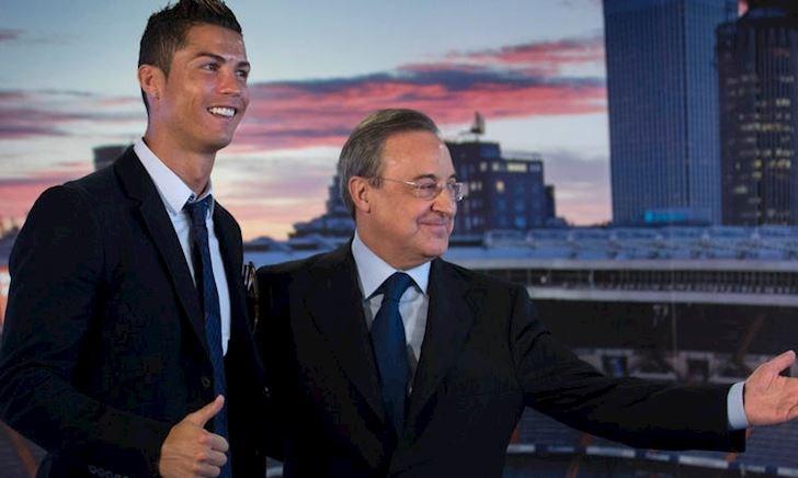 Chủ tịch Perez vay tiền mua Neymar