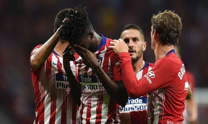 Sang Nga đá Champions League, nhà của sao Atletico bị trộm ghé thăm