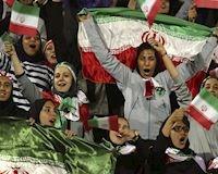 FIFA quyết giúp phụ nữ Iran vào sân xem bóng đá