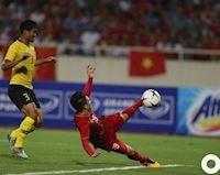 TRỰC TIẾP Việt Nam vs Malaysia (1-0, hết giờ): Quang Hải giúp đội nhà vượt mặt đối thủ