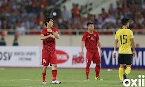 TRỰC TIẾP Việt Nam vs Malaysia (1-0, hiệp 2): Đức Huy vào sân thay Tuấn Anh