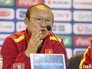 Ông Park vẫn 'bí' với hàng công tuyển Việt Nam