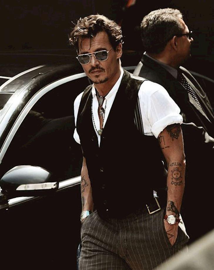 Tips de co gu an mac loi cuon nhu Johnny Depp 6