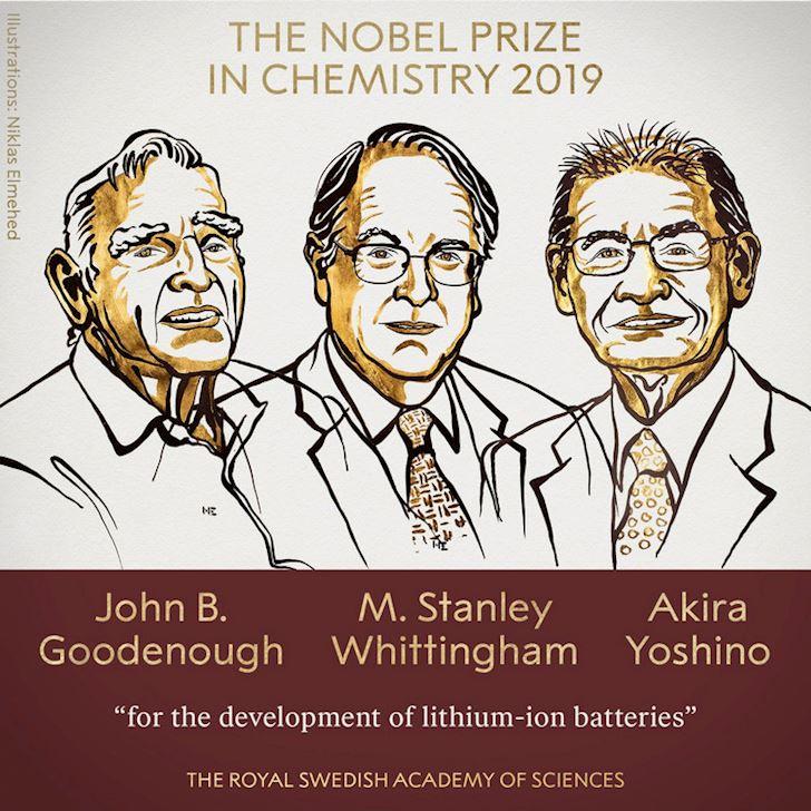 Giai thuong Nobel hoa hoc 2019 da co chu nghien cuu ve pin Li ion 1