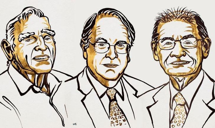 Giải thưởng Nobel hóa học 2019 đã có chủ, nghiên cứu về pin Li-ion