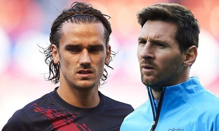 Messi tuyên bố xanh rờn về kỹ năng của Griezmann