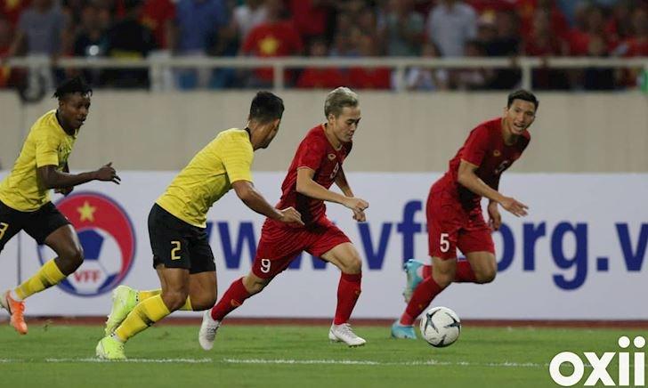 Bảng xếp hạng vòng loại World Cup 2022 bảng G: Việt Nam vẫn xếp sau Thái Lan, UAE