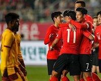 Son Heung-min bùng nổ, Hàn Quốc thắng hủy diệt ở vòng loại World Cup