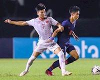Video clip: U19 Việt Nam hạ U19 Thái Lan ngay tại xứ Chùa Vàng