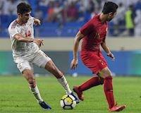 Video clip: Hạ đẹp Indonesia 5 sao, UAE vượt mặt tuyển Việt Nam