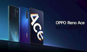 Oppo Reno Ace ra mắt: Chip rồng siêu khủng, sạc nhanh 65W, màn hình 90Hz