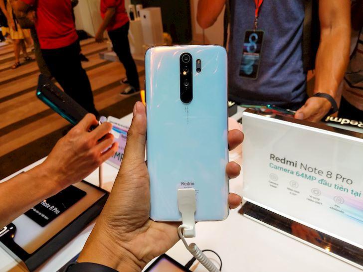 Redmi Note 8 Pro ra mat thi truong Viet Nam Camera 64MP 1