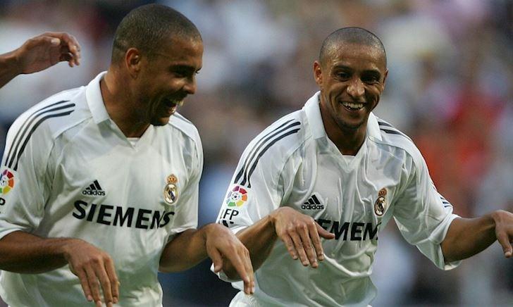 Roberto Carlos ngủ với Ronaldo nhiều hơn vợ mình