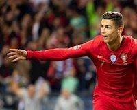 Ronaldo lập siêu phẩm, Bồ Đào Nha nhẹ nhàng vượt qua tí hon