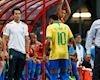 Brazil suýt thua, Neymar lại dính chấn thương khủng khiếp