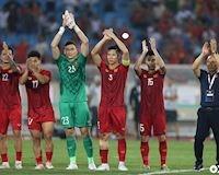 Lịch thi đấu vòng loại World Cup 2022: Cục diện có lợi cho tuyển Việt Nam