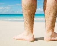 Quan điểm phụ nữ: Đàn ông chân nhiều lông có sao không?