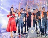 Liên Quân Mobile: team Flash lập kỷ lục đoạt chức vô địch thứ 3 tựa game này