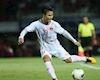 Quang Hải buồn tủi khi được nhường mà không thể đá penalty