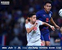 Highlights trận Thái Lan 2-1 UAE: Đại kình địch giành ngôi đầu bảng của Việt Nam