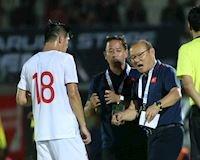 Bóng đá Việt Nam ngày 16/10: HLV Park Hang-seo nói lý do cất Công Phượng, Quang Hải