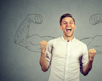 Vượt qua chính mình - Bài học đầu tiên của mọi thành công