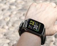 Xiaomi Haylou LS01: Đồng hồ thông minh, theo dõi sức khỏe, 14 USD