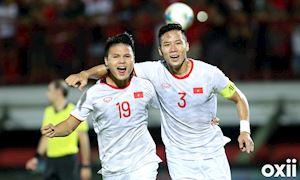 Bảng xếp hạng vòng loại World Cup 2022 bảng G: Việt Nam, Thái Lan chia nhau thống trị