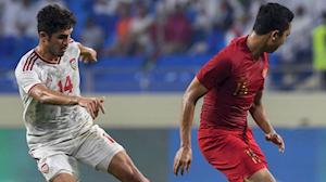 TRỰC TIẾP Thái Lan 1-1 UAE: Căng thẳng ngôi đầu bảng (H2)