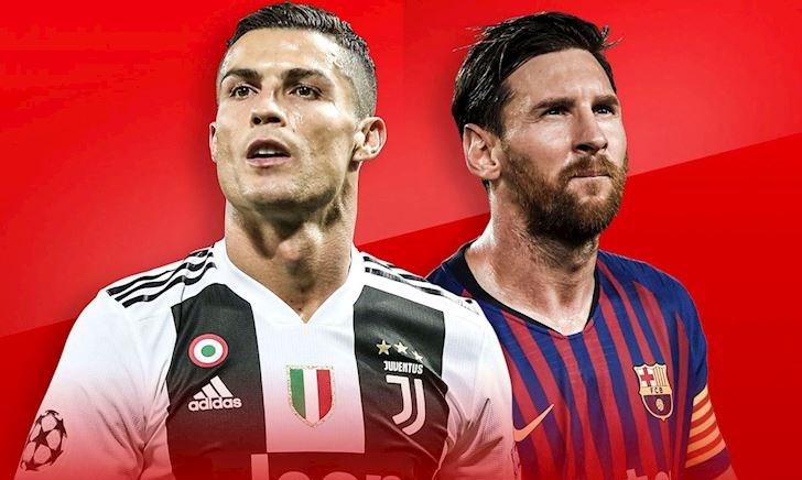 Ronaldo vs Messi: Cuộc chiến phế truất Pele và các huyền thoại