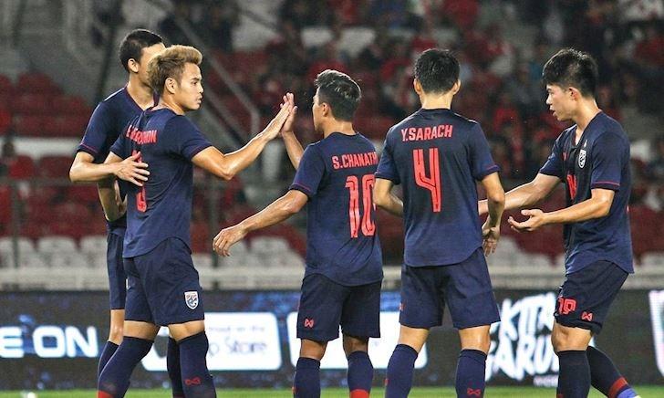 Tructiepbongda: Link xem trực tiếp Thái Lan vs UAE 19h00 ngày 15/10
